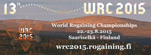 World Rogaining Championships 2015 Saariselka Finland