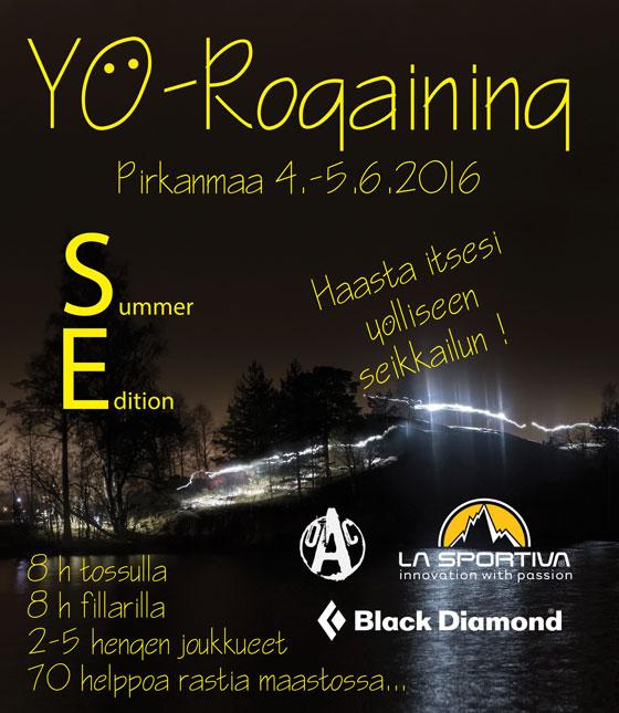 YÖ-Rogaining SE