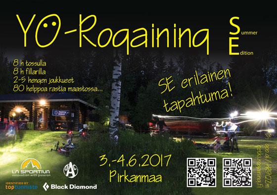 YÖ-Rogaining SE 2017