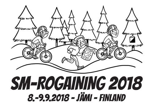 SM-Rogaining 2018 Jämi