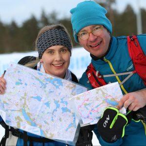 Nuuksion talvipäivä -rogaining @ Nuuksio | Espoo | Finland